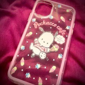 Kawaii Sanrio's Pochacco iPhone 11 Case: Ice Cream